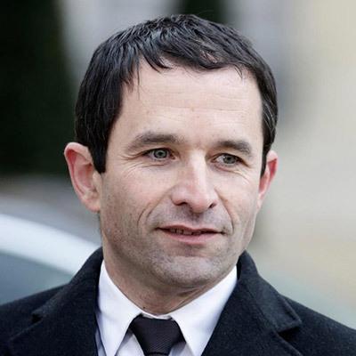Benoît HAMON - Parti socialiste