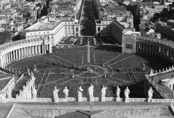 The Beauty of St Peter's Square