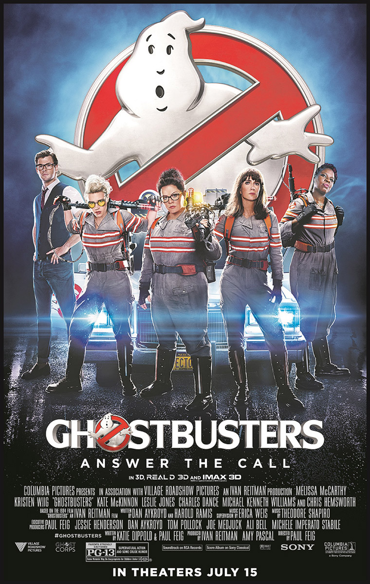 Ghostbusters Movie Poster Wwwimgkidcom The Image Kid