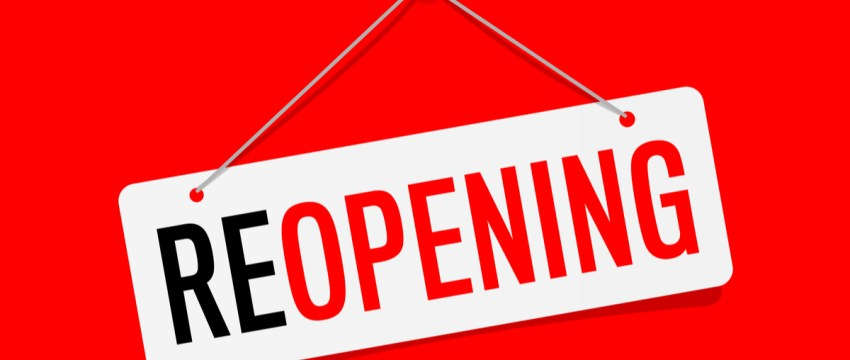 COVID-19 Reopening Issues