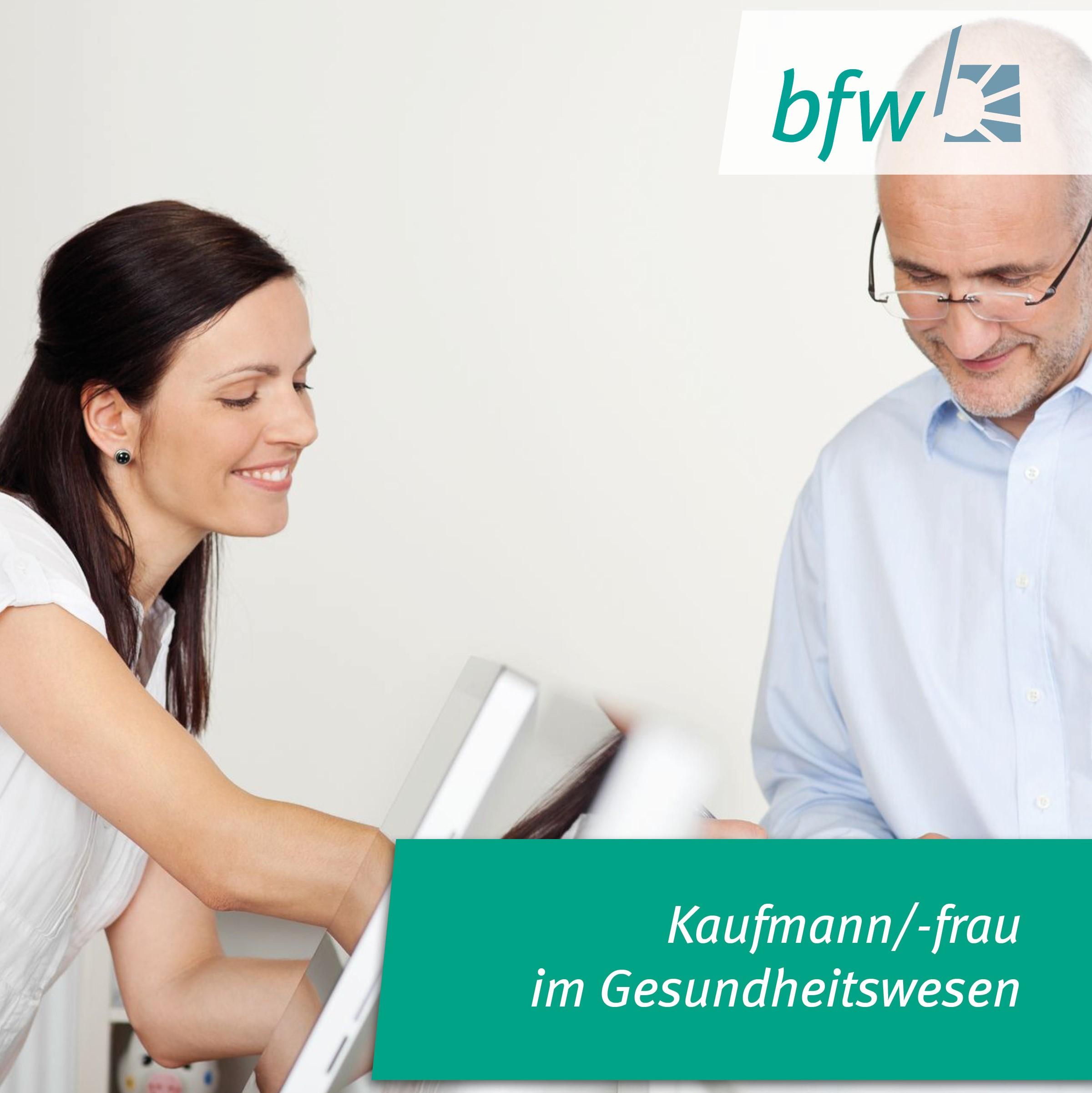Kaufmann Frau Im Gesundheitswesen Berufsforderungswerk Oberhausen