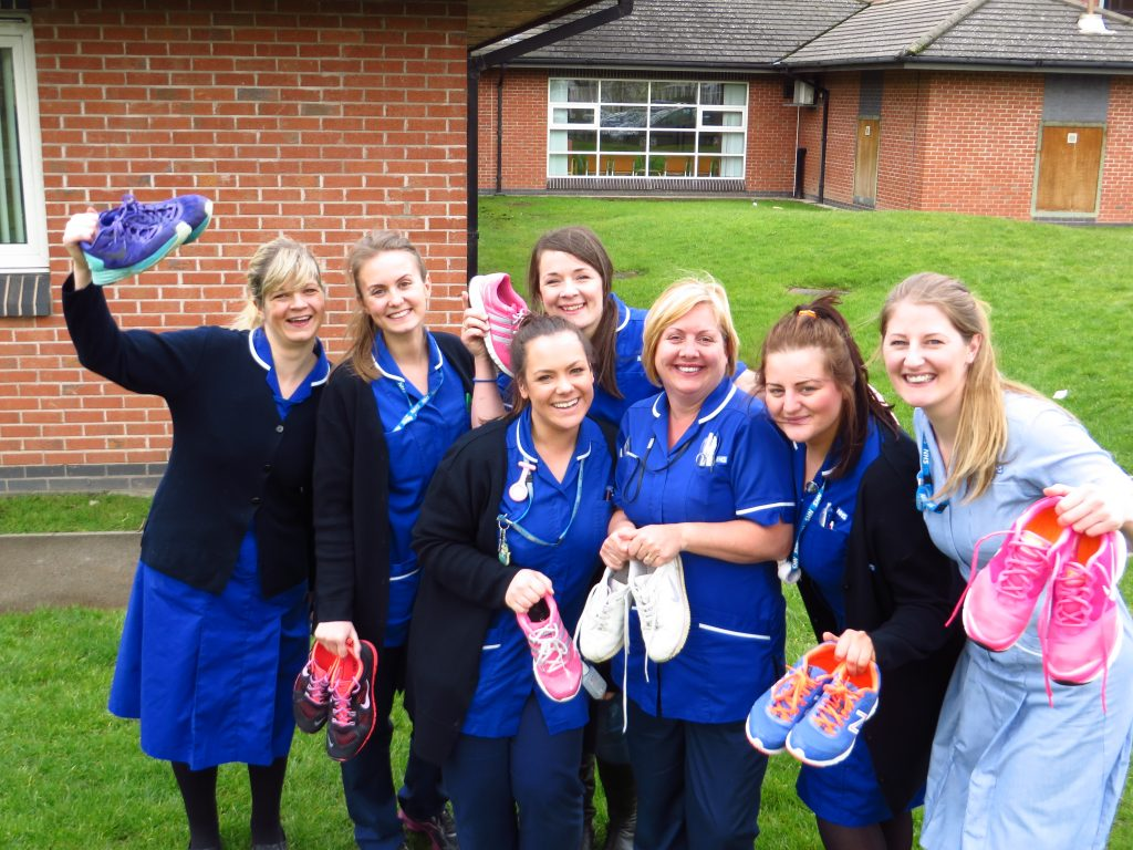 District Nurses Raise Charity Funds Through Born Survivor Challenge Blackpool Teaching