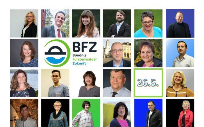 21 Kandidatinnen und Kandidaten stellen sich für das BFZ zur Wahl