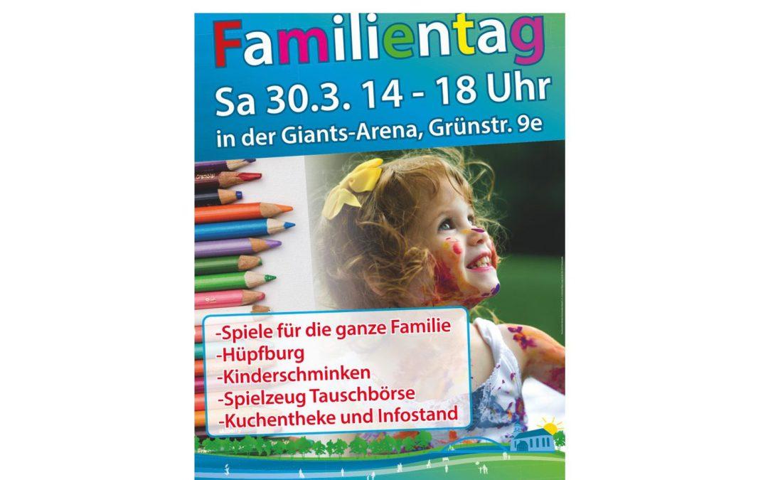 Wir laden ein zum 2. BFZ-FAMILIENTAG am 30.3.