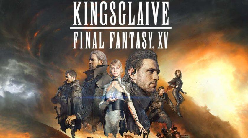 """Kingsglaive: Final Fantasy XV"""""""