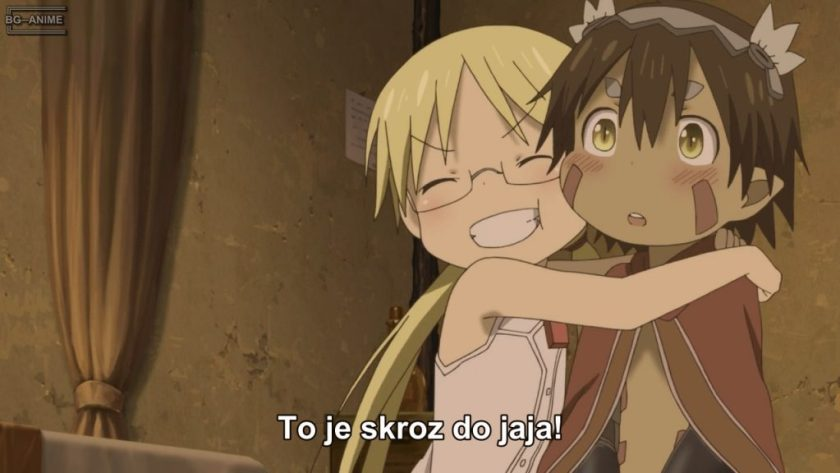 MADE IN ABYSS 002 Fansub Stream