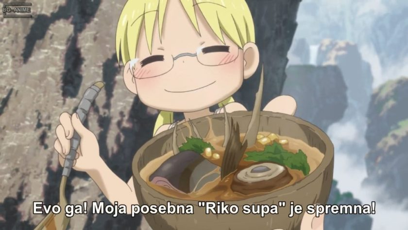 MADE IN ABYSS 004 FANSUB STREAM [bg-anime]