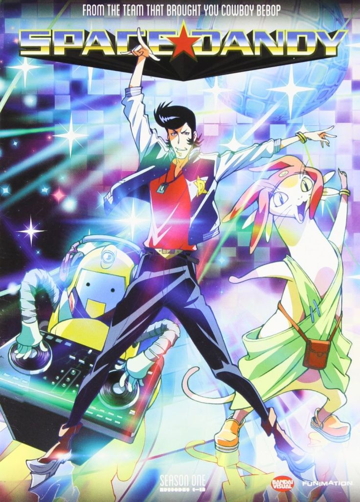 Space Dandy - Sezone 1 i 2