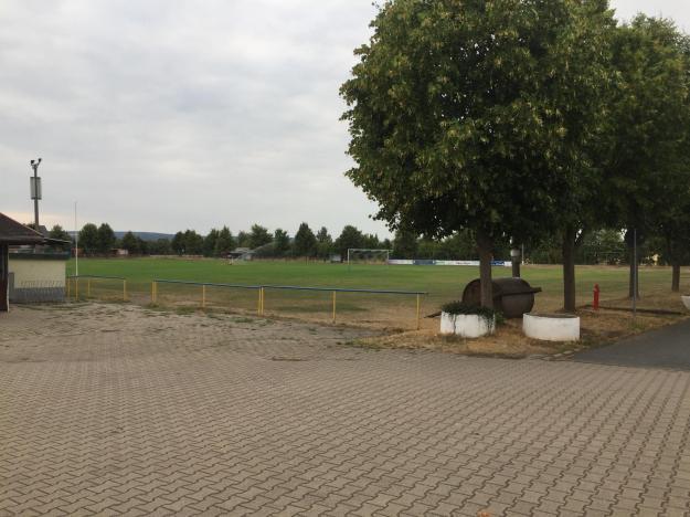 Sportplatz der Sportgemeinschaft Blau Gelb Görsbach e.V.
