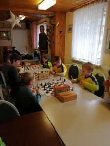 Schach Spielbericht 2018.12.08