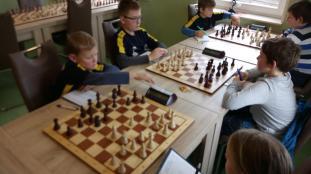 Schach Spielbericht 2019.02.23