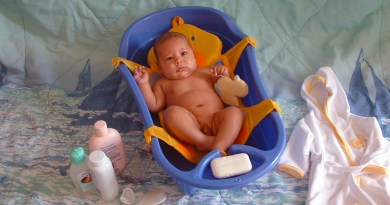 Грижа за бебето