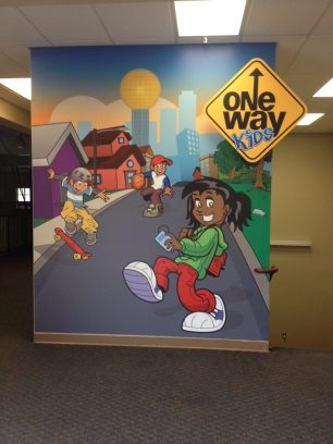 Children's Wall Graphics
