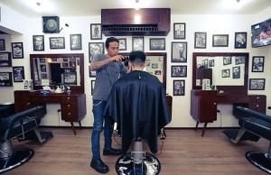 trans barbershop
