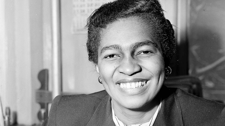 Claudia Jones, black feminist hero