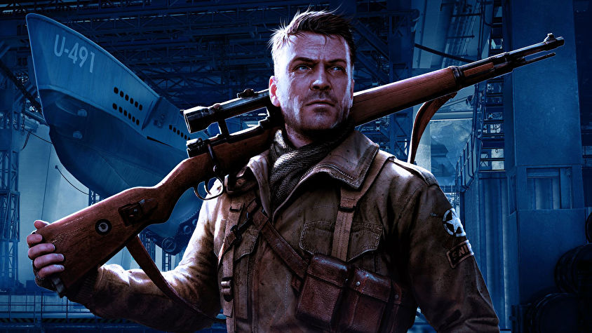 Sniper Elite: The Board Game на Kickstarter'е