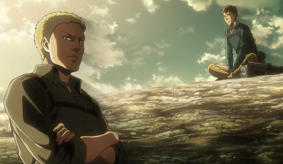 Attack On Titan Is Back And I Am With Another Recap For Episode 34 Named Opening Fans Get A Little Bit Of The Confrontation We Have Been Dying