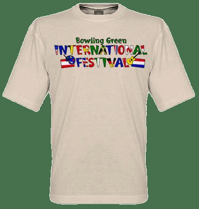 T shirt design contest bowling green international festival for T shirt design festival