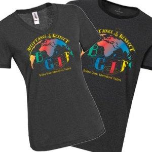 2017 t-shirt design by BJ Jordan on heather gray