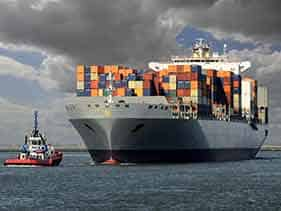 Ocean freight shipping-International Ocean Freight