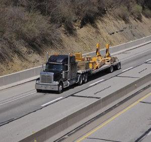Oversized Freight