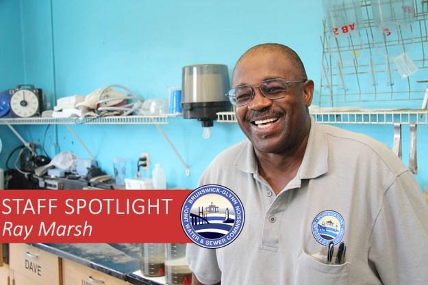 Staff Spotlight Ray Marsh - 960w 640h
