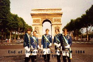 Arc the Triomphe Paris