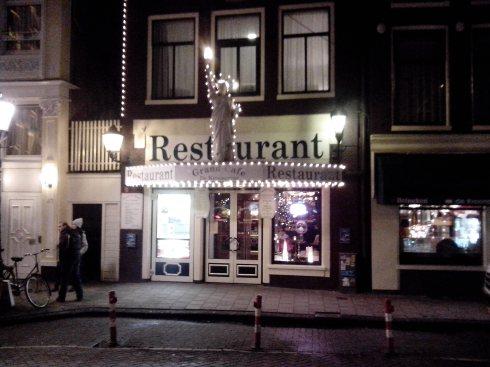 Amsterdam - Centraal - 18 DEC 2012