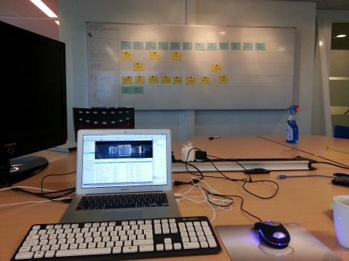 Amsterdam Office Planning Meeting