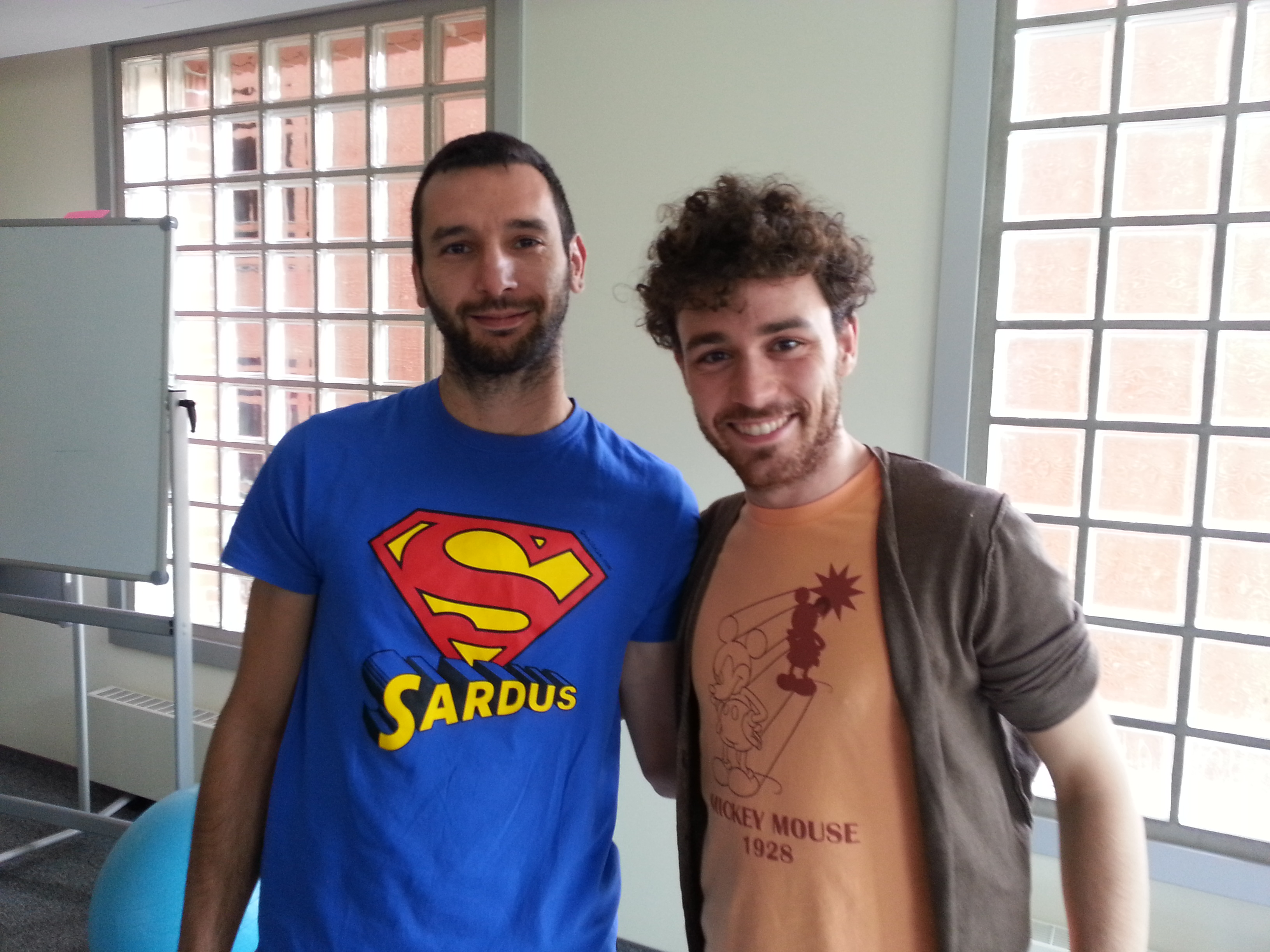 The Italian Connection :) SysAdmin and Programmer