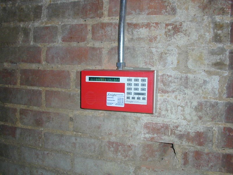 Alarm System Dallas Compound