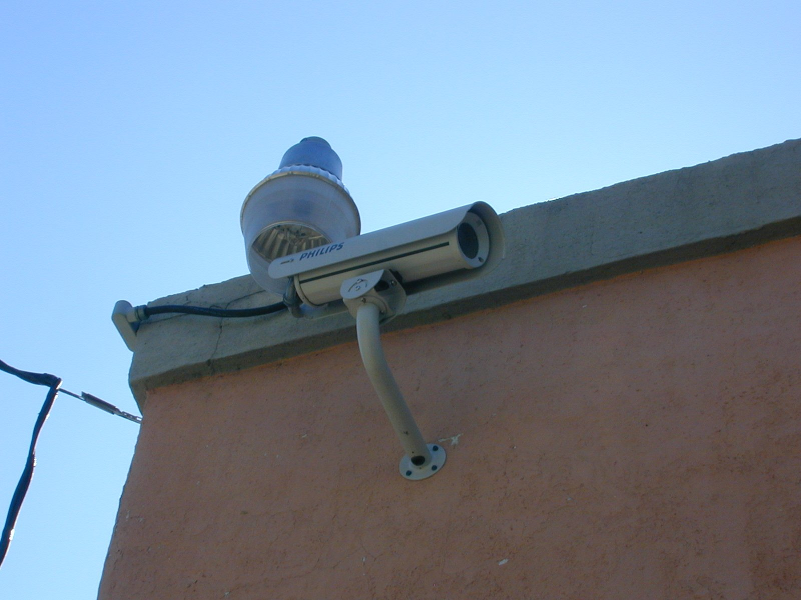 Compound Security Cameras