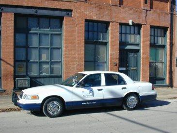 Cruiser #1 at the Dallas compound