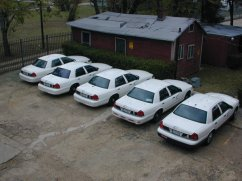 Cruiser Fleet at the Dallas compound