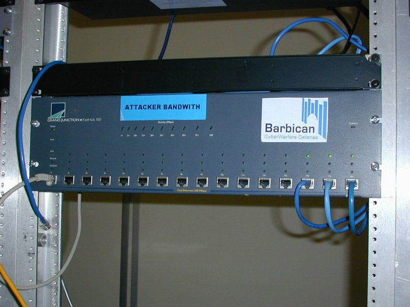 pre-Cisco Grand Junction Switch