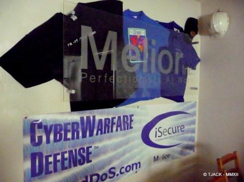 CyberWarfare Defense