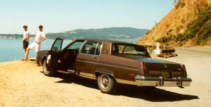 Car I used in LA