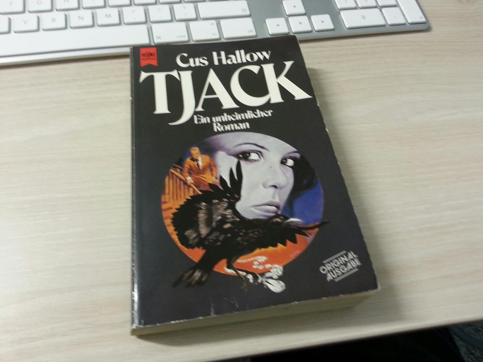 "Much later, I found out ""TJACK"" means something in Swedish ..."