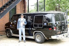 WarDrive Van