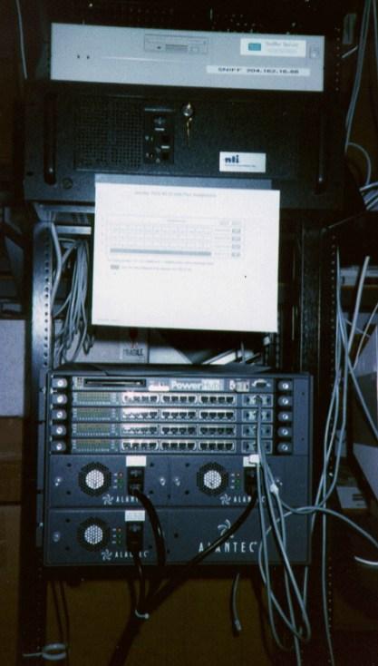 """NTI """"PIX"""" Firewall Tests"""
