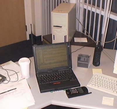 Datacenter / Globix Office