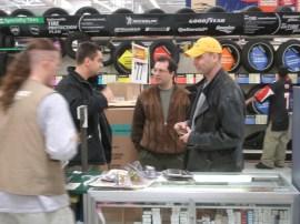 Buying Ammo at Walmart