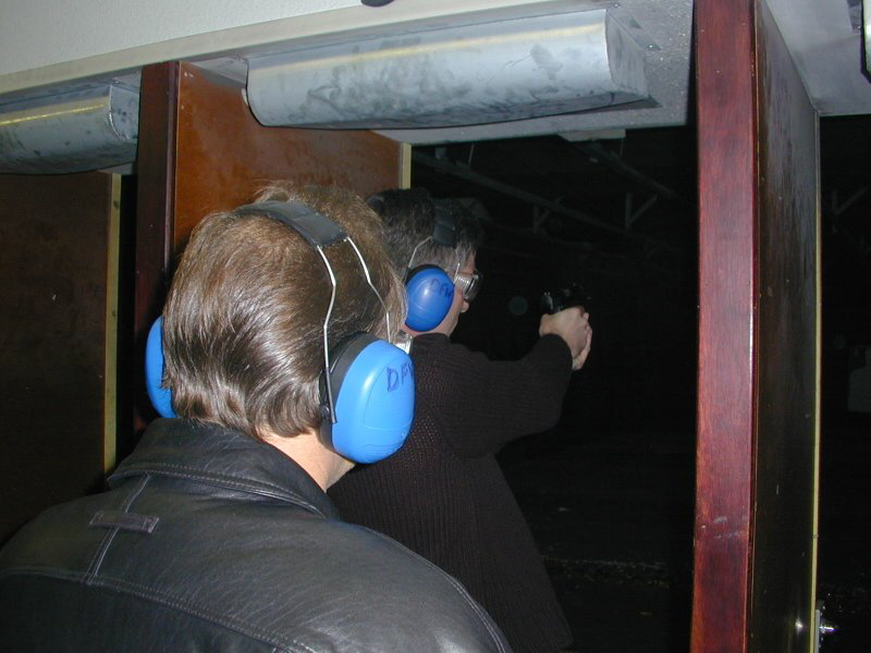Gun training