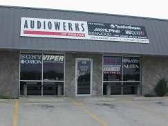 Audiowerks Denton: Wifi Van Equipment