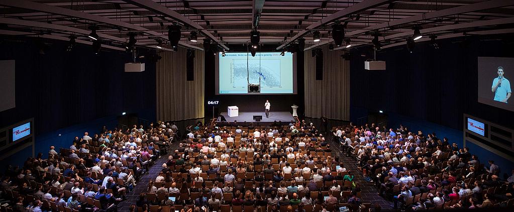 Digital Future 2018 - Science Match 14 MAY 2018 - Kosmos Berlin