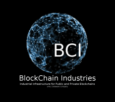 Industrial Infrastructure and Hardware for Public & Private Blockchains