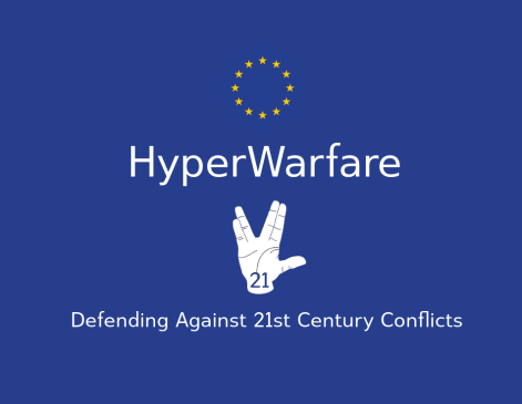 HyperWarfare EU: Defending Against 21st Century Conflicts