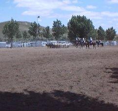 Roddy Ranch rodeo (25 MAY 1998)