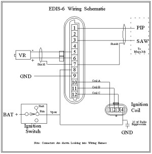 Ford Edis Ignition Wiring Diagram | Wiring Diagram And Schematics