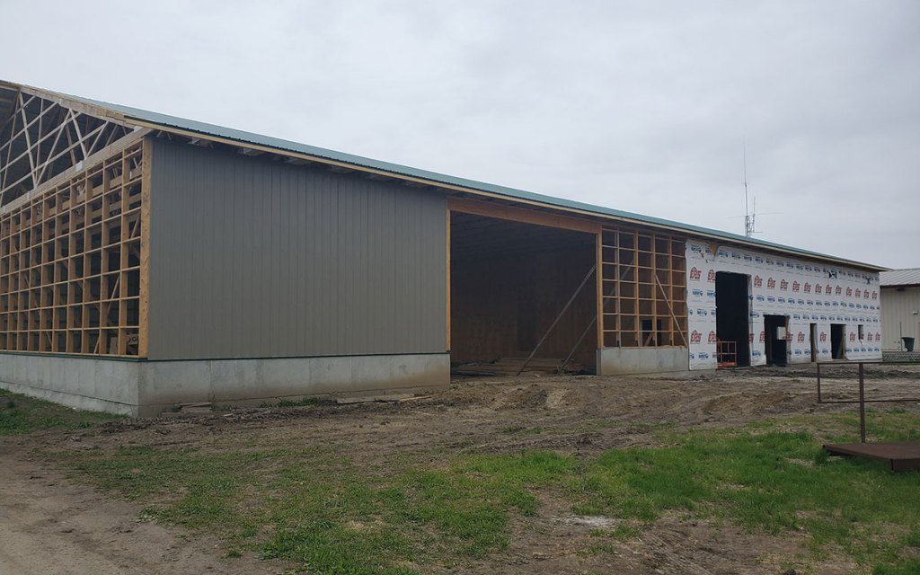 Shouse Energy Efficient Building Construction Norfolk Nebraska